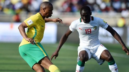 AFCON19Q: Serero recalled for South Africa Vs Nigeria