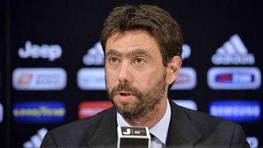 Juventus President Agnelli gets one-year ban for ticket touting
