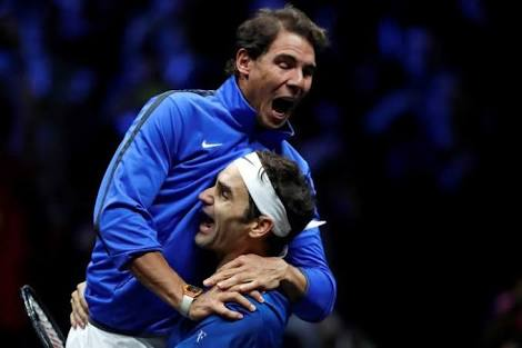 Federer leads Team Europe to victory in inaugural Laver Cup