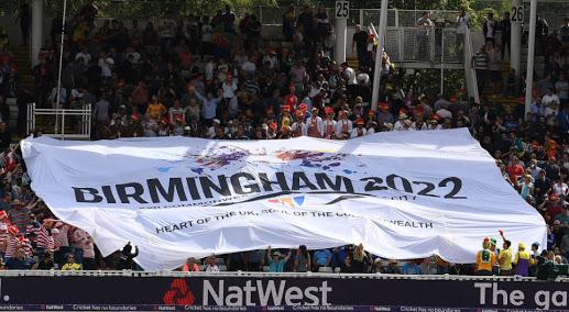 UK Government backs Birmingham bid for 2022 Commonwealth Games