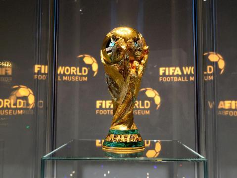 FIFA WORLD CUP: Original trophy set for world tour