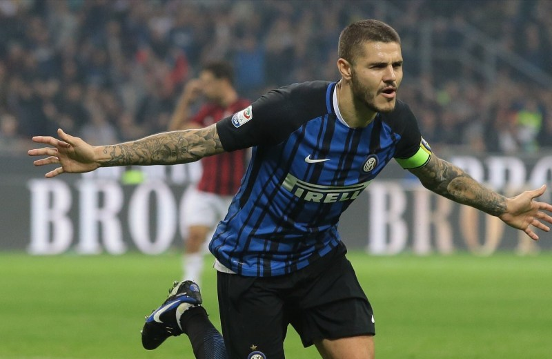 Serie A: Mauro Icardi hat trick decides a five goal thriller