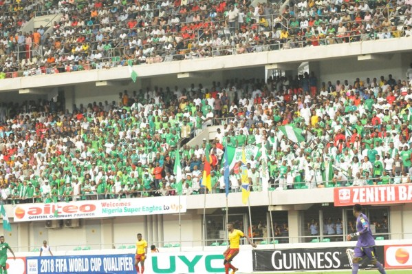 Nigerians react on Twitter to world cup qualification
