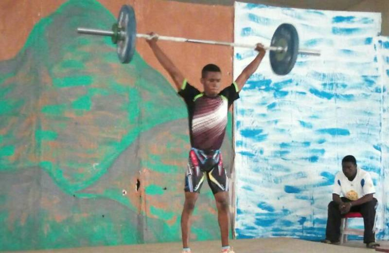 Weightlifting: Six Nigerians hit Uganda for Africa Youth/Junior Championships