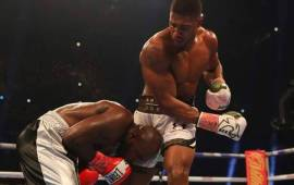 Anthony Joshua Fight: Twitter reactions