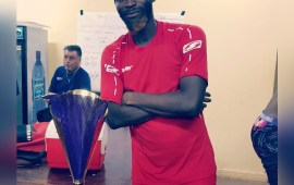 Rivers United star, Sakin joins Guinean champions Horoya