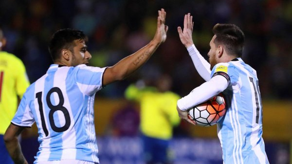 Russia 2018 WCQ: Messi's dramatic hat trick sends Argentina through, Chile out