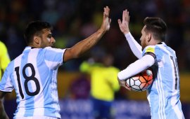 Russia 2018 Friendly: Messi's Argentina to face Nigeria next month