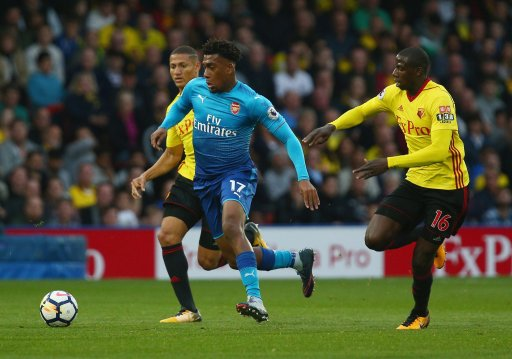Premier League: Iwobi and Arsenal in dramatic late collapse at Watford