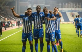 Super Eagles in Europe: Nwakaeme scores twice, Agu on target again, as Kayode's Girona shock Real Madrid