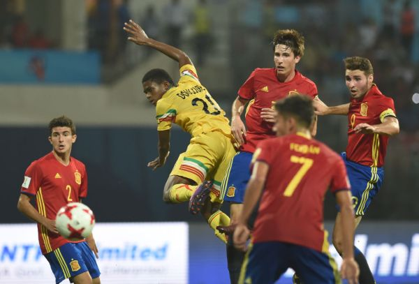 Referee apologises to Mali-U17 after Spain defeat