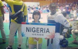 Tokyo 2020: Taekwondo athlete targets Lagos classics and Nigeria Open first.