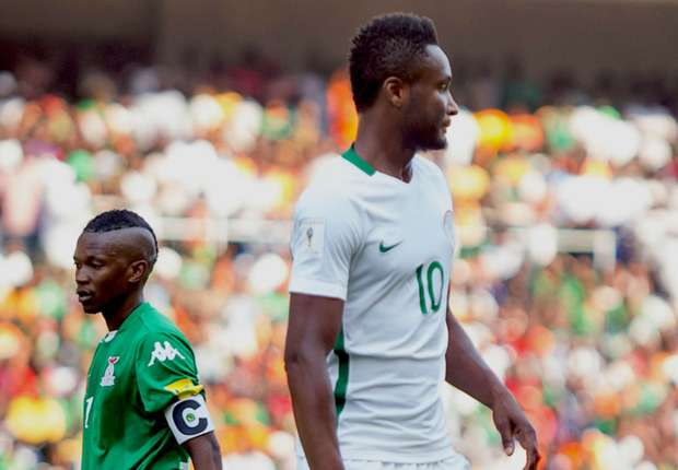 Countdown to WCQ: Mikel leads 16 Eagles to camp