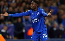 Wilfred Ndidi primed for Premier League busy schedule