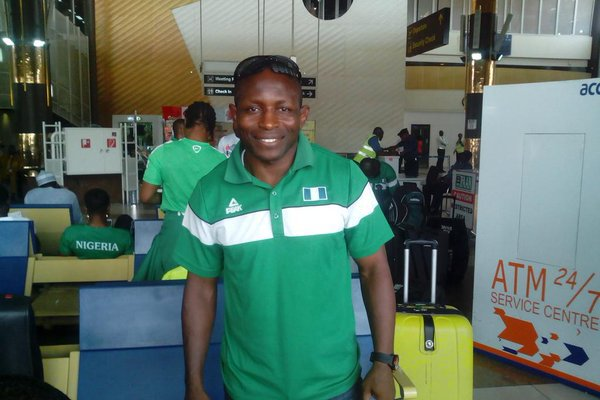 Exclusive: How Daniel Igali won Borno state's only gold medal in Wrestling