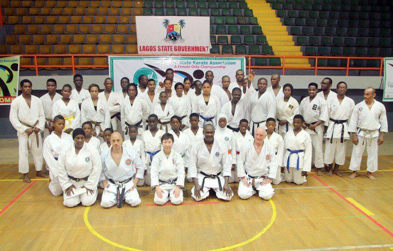 Karate: Fourth Zainab Int'l Female Championship begins in Lagos
