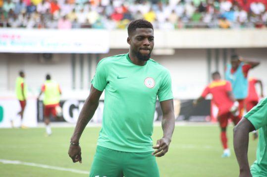 Africa WCQ: Ogu hails Eagles camp base, saddened by injury withdrawals