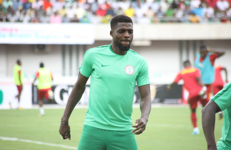 Algeria hold Nigeria in final World Cup qualifier