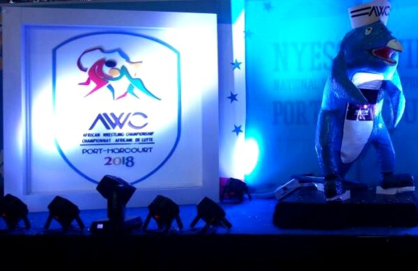 Africa Championships logo unveiled at Gov Wike Challenge Cup