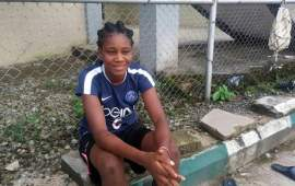 Falconets star, Reuben expects South Africa destruction