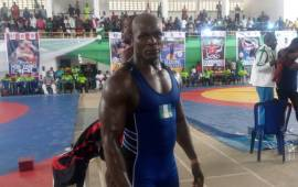 Gov Wike Challenge Cup: Bibo targets Gold in Greco-Roman and freestyle