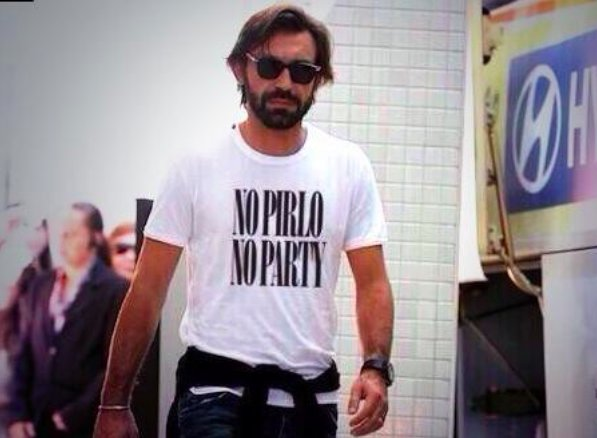Milan, Juventus and Italy Legend, Pirlo retires from football