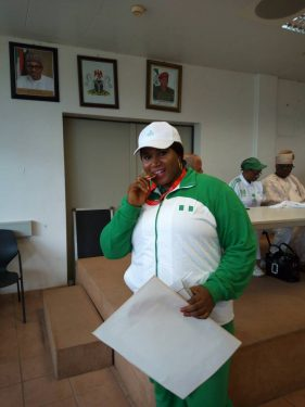 Weightlifting: Mariam Usman shifts focus to the grassroots