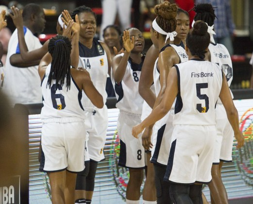 NBBF commend First Bank bronze medal win in Angola