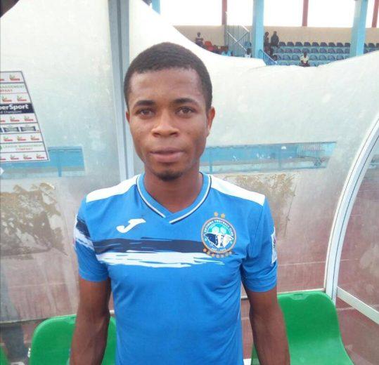 NPFL: Ikouwem Udoh happy with his progress at Enyimba