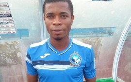NPFL: Ikouwem Udoh happy with his progress at Enyimba