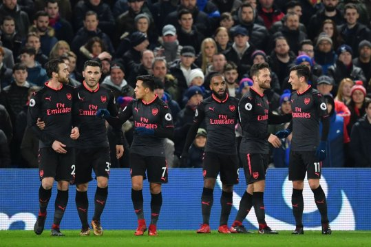 Premier League: Iwobi missing as Arsenal survive late Palace scare