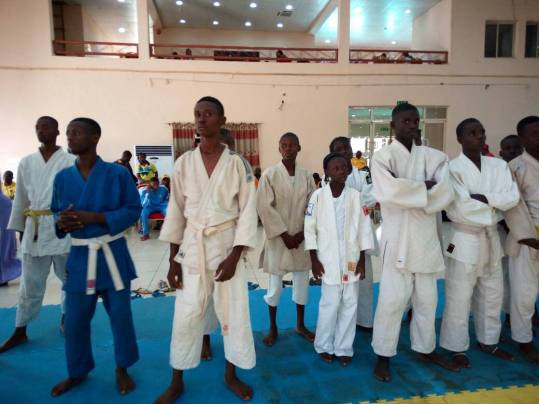Judo: Loveth Howell National Judo Championships in Benin