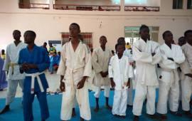 Judo: Loveth Howell National Judo Championships in Benin