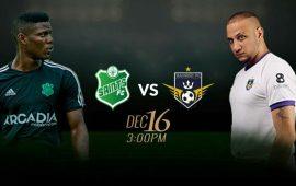 Bet9ja SociaLiga: Saints battle Ranieri Ghost in men's final