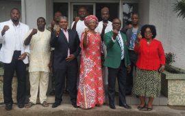 Nigeria Taekwondo Federation gets WTF recognition