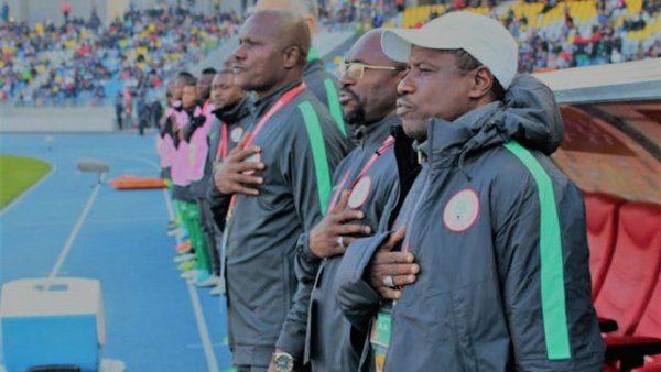 CHAN 2020: Togo wallop Imama's Eagles in Lome