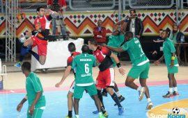 Handball: Nigeria beaten again at the Nations Cup