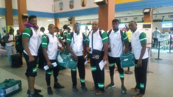 Handball: Nigeria lands in Gabon for African Championship