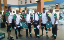Handball: Nigeria lands in Gabon for African Championship