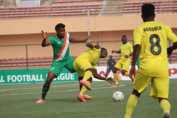 NPFL Sunday Review: Akwa thrash Kwara United to move top