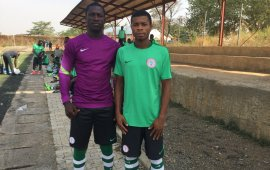 CHAN 2018: Udoh geared for first international experience
