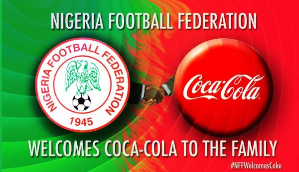 NFF signs sponsorship deal with Coca-Cola, unveils World Cup programme