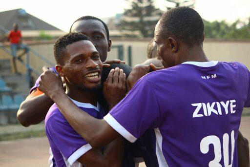 NPFL: MFM FC edge Kwara United in Agege