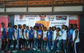 Basketball: First Bank unveil 10 new players, retain 8
