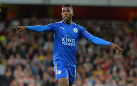 EPL: Iheanacho doubtful for Brighton clash