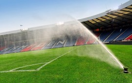 AFCON 2019: Pitch watering via mobile phone under study