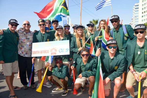 South Africa names team for Gold Coast Commonwealth Games in Australia