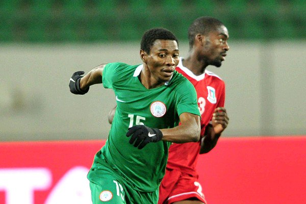 CHAN 2018: Three ways Nigeria can play without Faleye
