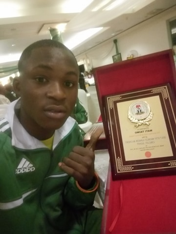 Athletes grumble as Sports ministry hosts Team Nigeria
