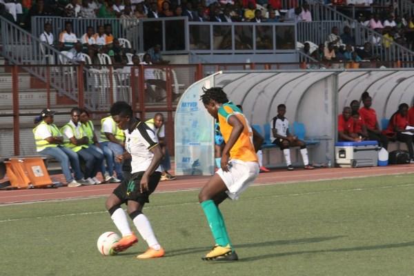 Cote D'Ivoire 1-0 Ghana: Elephants clinch win in WAFU opener